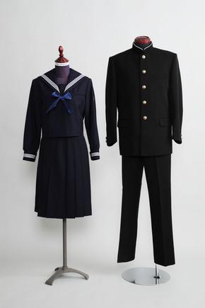 山梨県の中学校・高校の指定制服は制服の甲斐絹屋まで